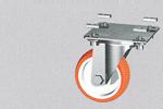 EKR7 kit ruota con piastra