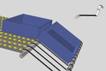 Tilt Bar L = 200 mm
