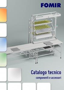 profili alluminio tubolari profili strutturali accessori linee di montaggio manuali postazioni di lavoro ergonomia lena production profiliati di alluminio